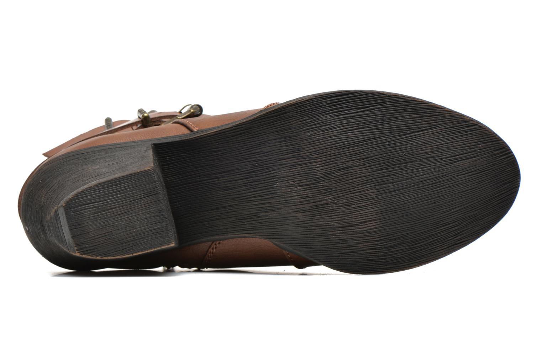 Stiefeletten & Boots Blowfish Sworn braun ansicht von oben