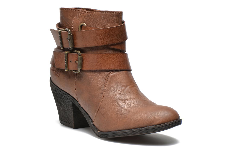 Bottines et boots Blowfish Sworn Marron vue détail/paire