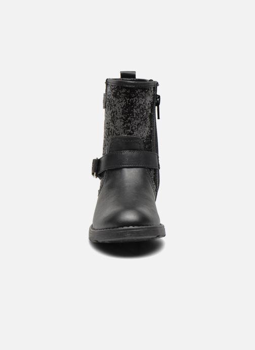 Bottines et boots Geox J Sofia K J54D3K Noir vue portées chaussures