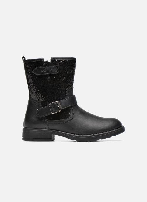 Bottines et boots Geox J Sofia K J54D3K Noir vue derrière