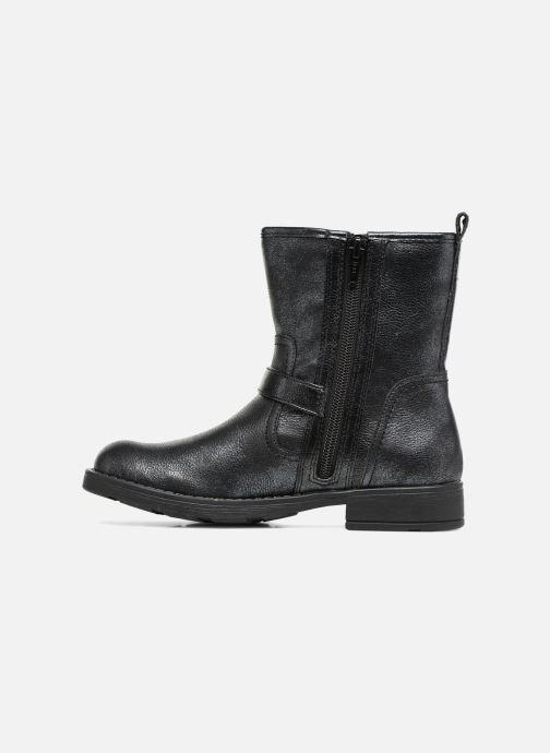 Boots en enkellaarsjes Geox J Sofia K J54D3K Zwart voorkant