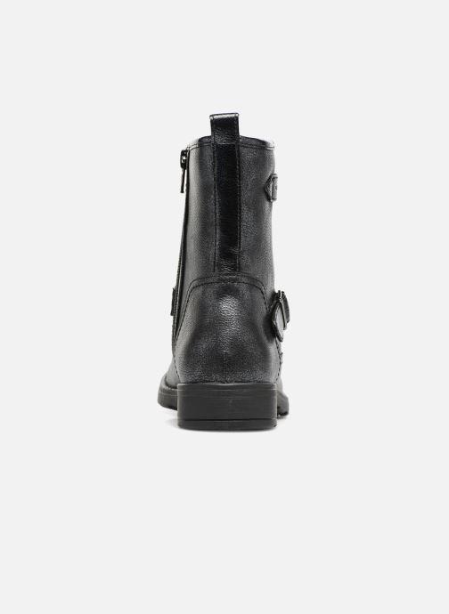 Bottines et boots Geox J Sofia K J54D3K Noir vue droite