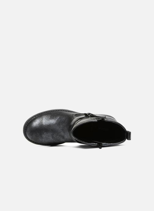Boots en enkellaarsjes Geox J Sofia K J54D3K Zwart links