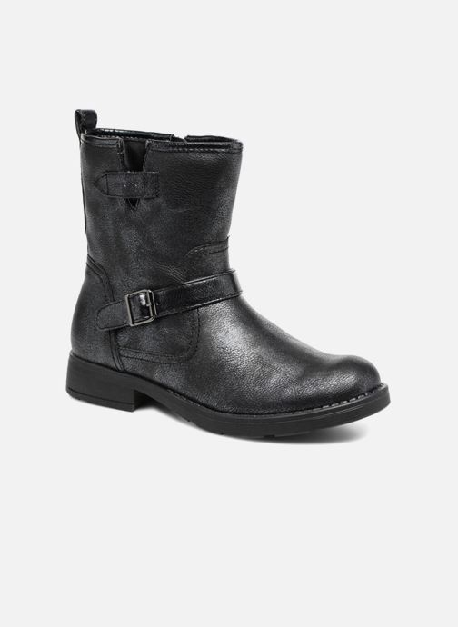 Ankle boots Geox J Sofia K J54D3K Black detailed view/ Pair view