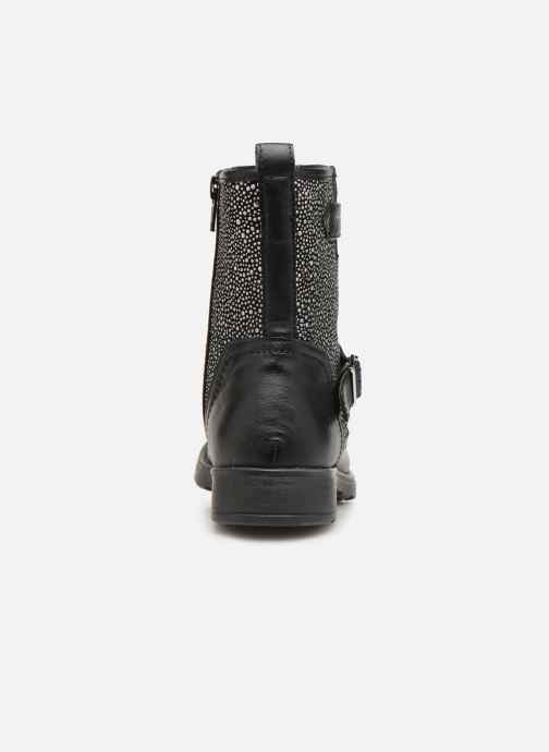 Ankle boots Geox J Sofia K J54D3K Black view from the right
