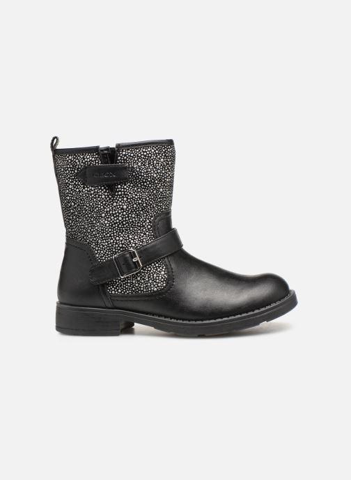 Boots en enkellaarsjes Geox J Sofia K J54D3K Zwart achterkant