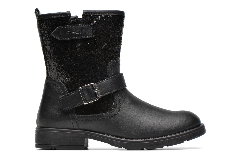 Ankle boots Geox J Sofia K J54D3K Black back view