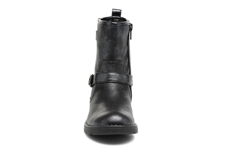 Stiefeletten & Boots Geox J Sofia K J54D3K schwarz schuhe getragen