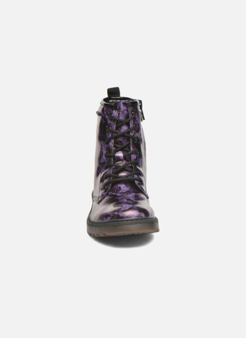 Boots en enkellaarsjes Geox J Casey G. K J5420K Paars model