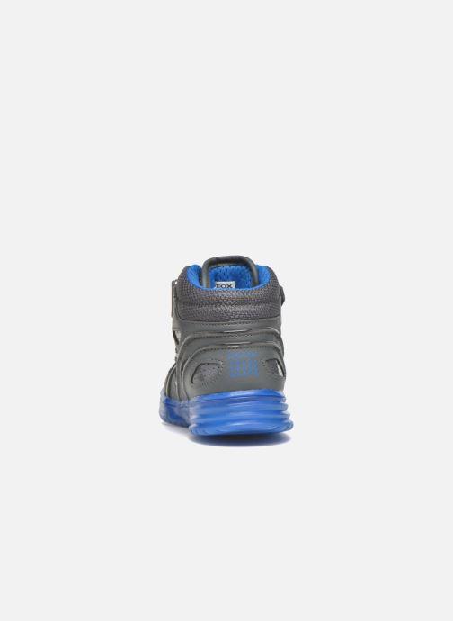 Sneakers Geox J Argonat B. C J5429C Grigio immagine destra