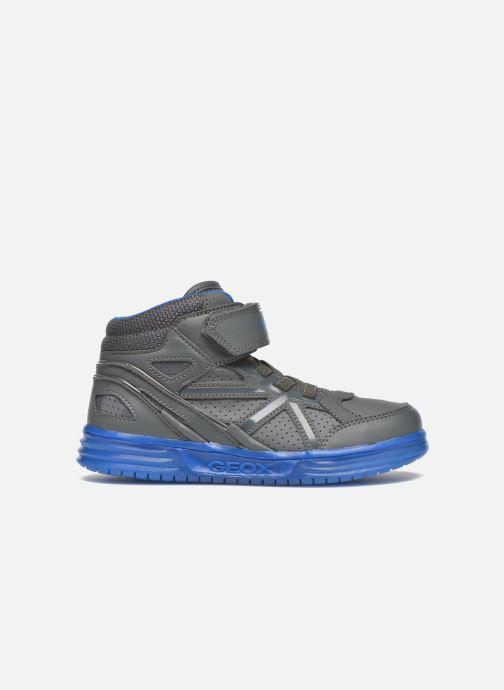 Sneakers Geox J Argonat B. C J5429C Grijs achterkant