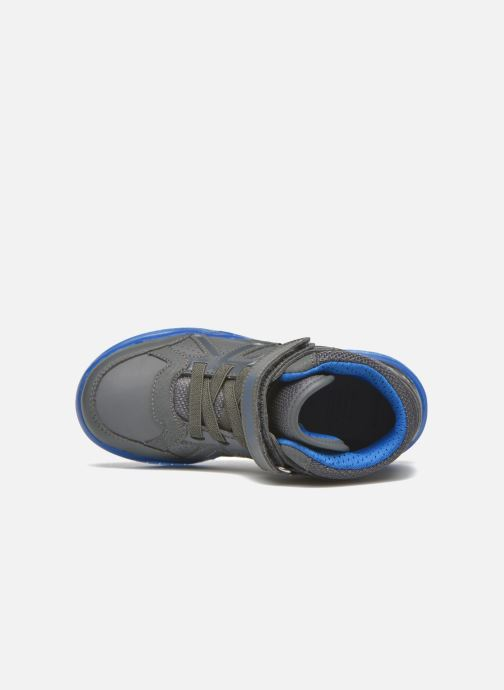 Sneakers Geox J Argonat B. C J5429C Grigio immagine sinistra