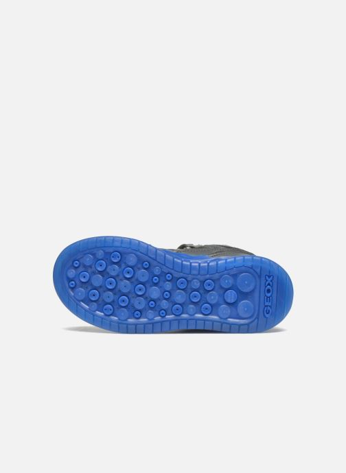 Sneakers Geox J Argonat B. C J5429C Grigio immagine dall'alto