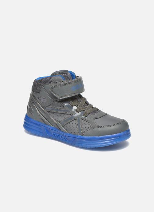 Sneakers Geox J Argonat B. C J5429C Grigio vedi dettaglio/paio