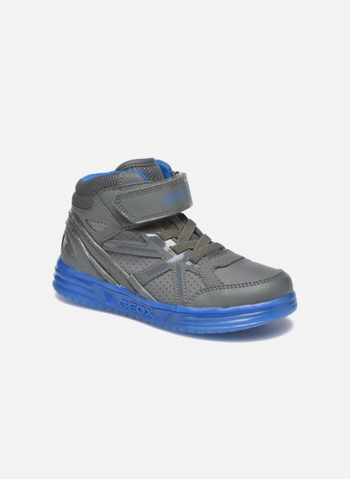 Sneakers Geox J Argonat B. C J5429C Grijs detail