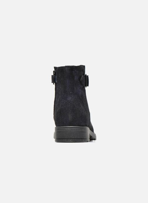 Bottines et boots Geox J Sofia A J54D3A Bleu vue droite