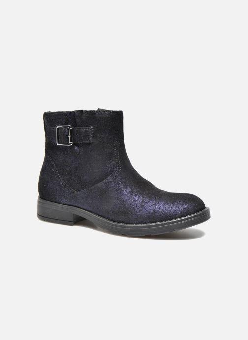 Bottines et boots Geox J Sofia A J54D3A Bleu vue détail/paire