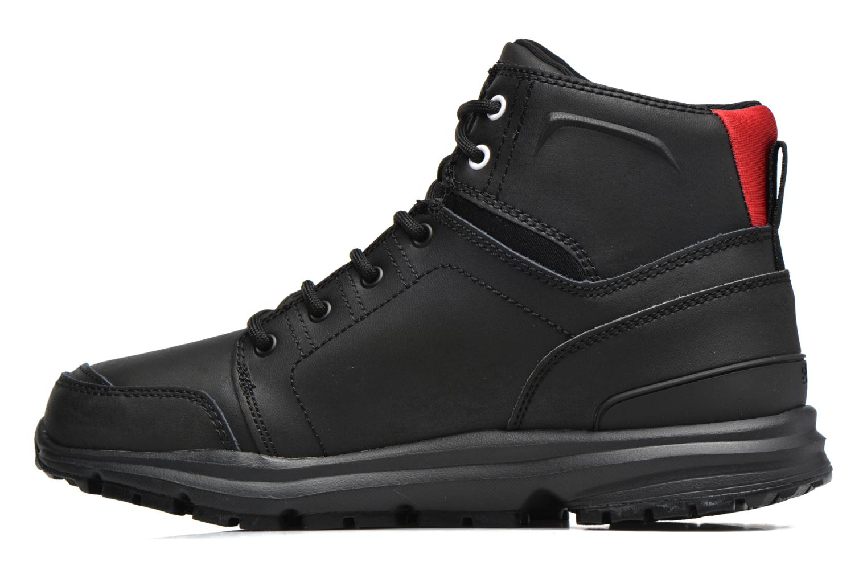 Deportivas DC Shoes Torstein Negro vista de frente