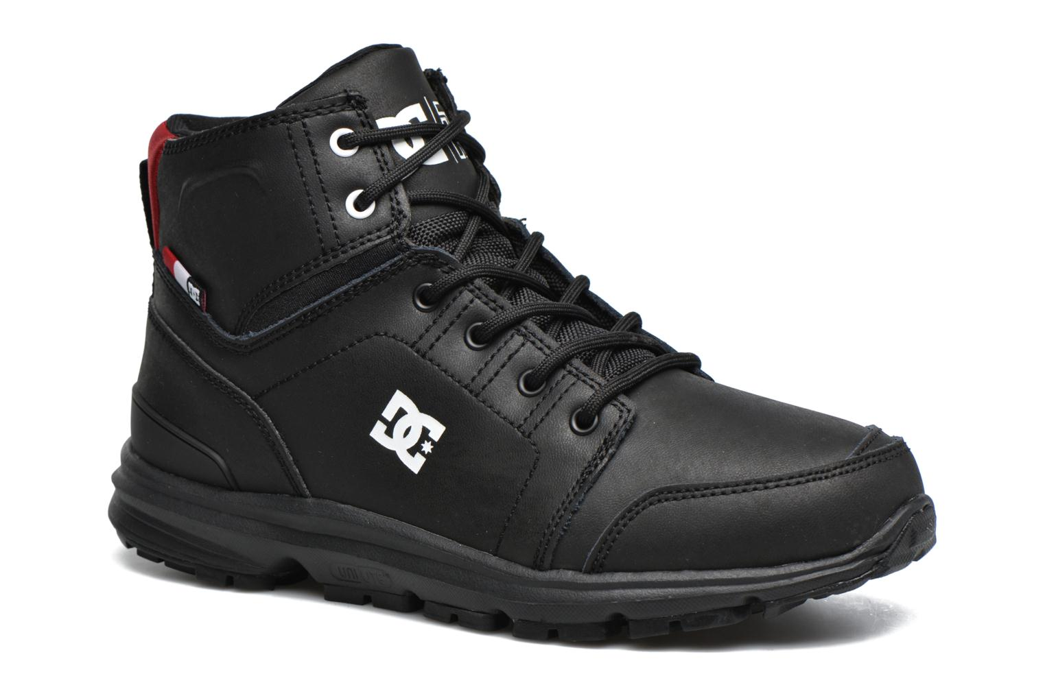 Sneakers DC Shoes Torstein Zwart detail