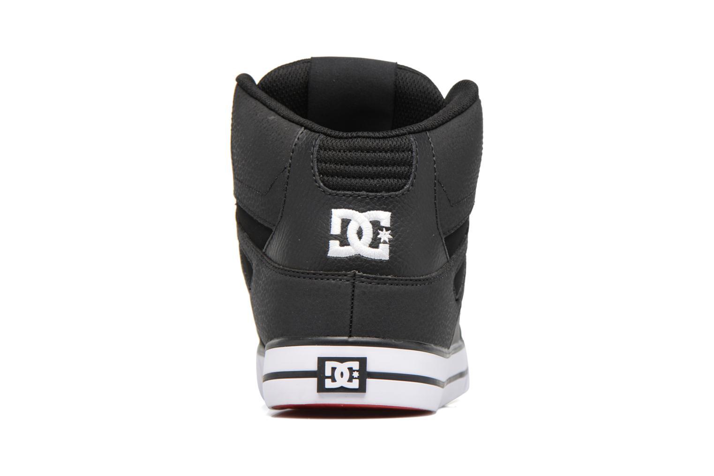 Baskets DC Shoes Spartan High WC Noir vue droite