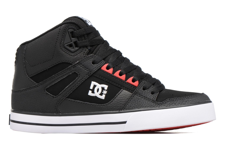 Baskets DC Shoes Spartan High WC Noir vue derrière