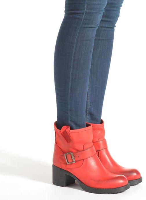 Boots en enkellaarsjes Georgia Rose Malix Zwart onder