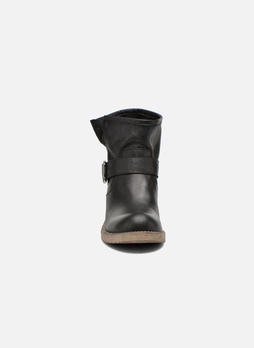 Boots en enkellaarsjes Georgia Rose Malix Zwart model