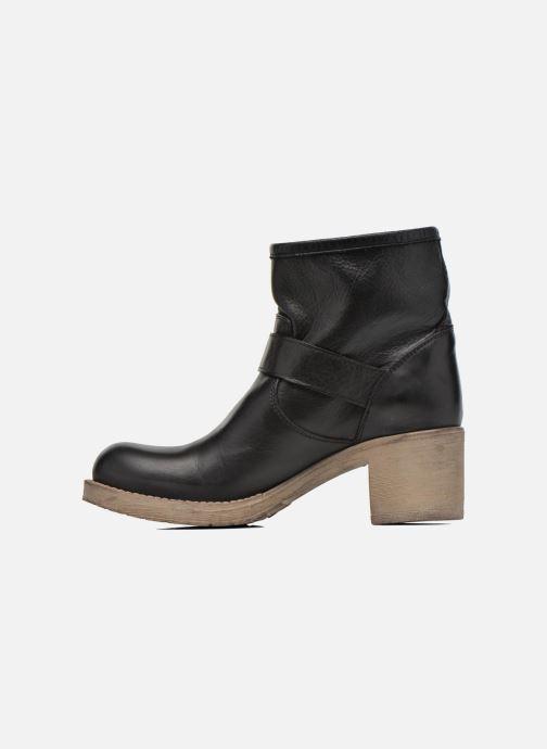 Boots en enkellaarsjes Georgia Rose Malix Zwart voorkant