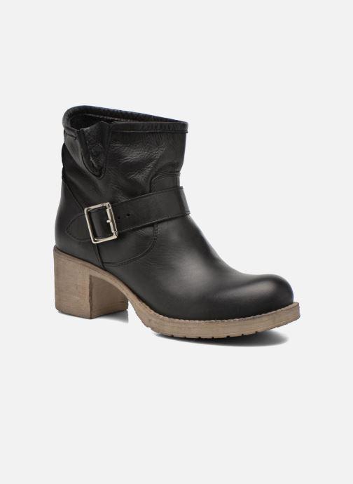 Boots en enkellaarsjes Georgia Rose Malix Zwart detail