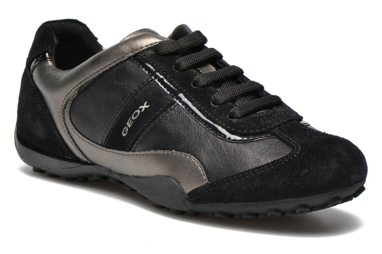 Sneakers Geox D SNAKE B D5412B Nero vedi dettaglio/paio