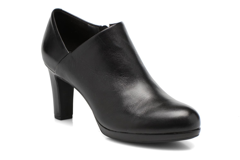 Bottines et boots Geox D LANA B D54Q6B Noir vue détail/paire