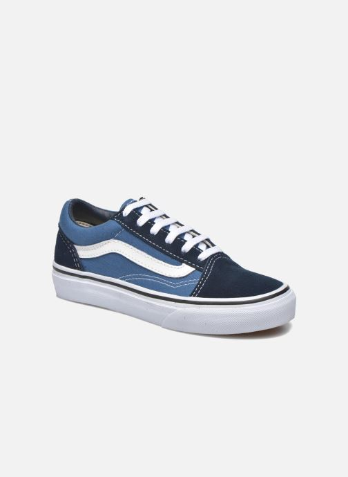 Vans Old Skool E (Bleu) - Baskets chez Sarenza (272452)