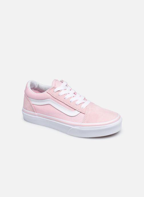 Sneakers Vans Old Skool E Roze detail