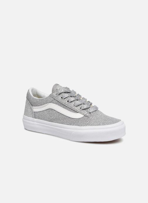 Sneakers Vans Old Skool E Zilver detail