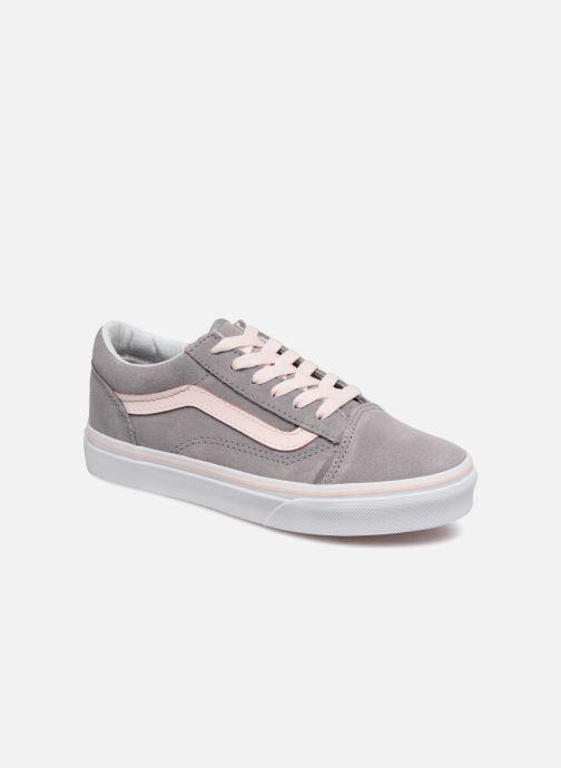 Sneakers Vans Old Skool E Grijs detail