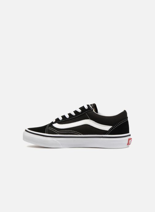 Sneakers Vans Old Skool E Sort se forfra