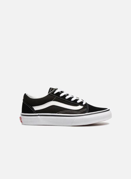 Sneakers Vans Old Skool E Sort se bagfra