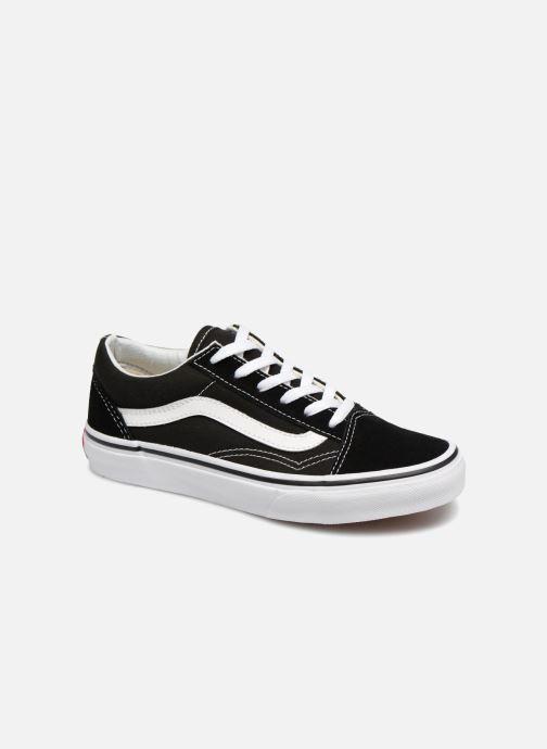 Sneakers Vans Old Skool E Zwart detail