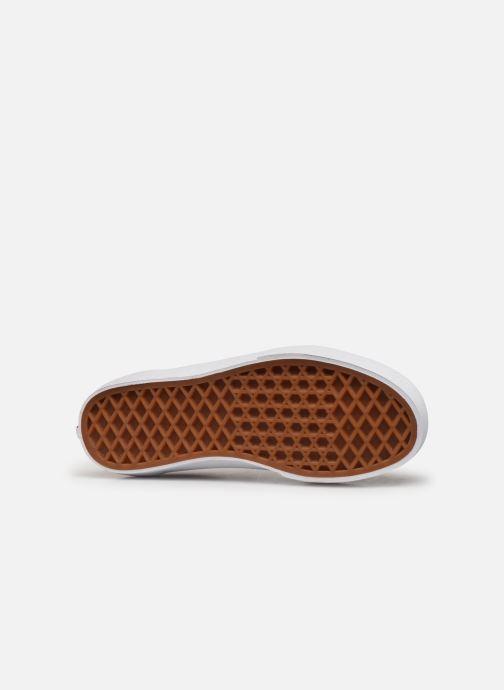 Sneakers Vans Old Skool E Rosso immagine dall'alto