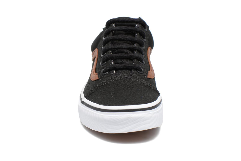 Sneakers Vans Old Skool E Sort se skoene på