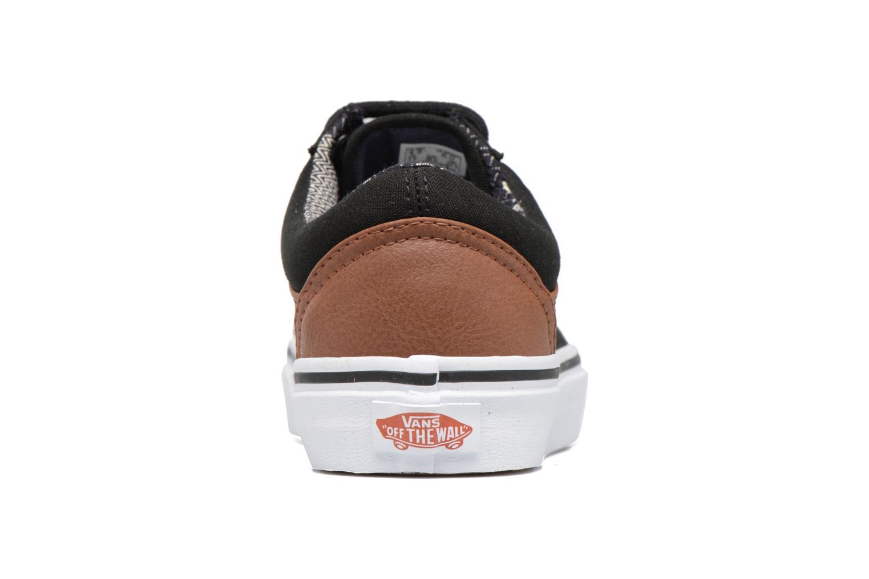Sneakers Vans Old Skool E Sort Se fra højre