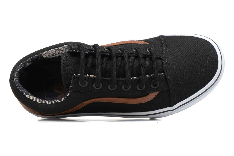 Sneakers Vans Old Skool E Sort se fra venstre