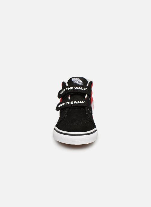 Sneakers Vans SK8-Mid Reissue V Rood model