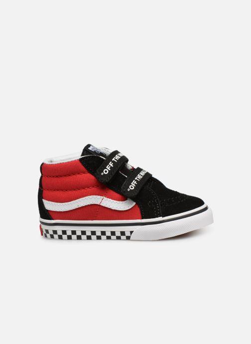Sneaker Vans SK8-Mid Reissue V rot ansicht von hinten