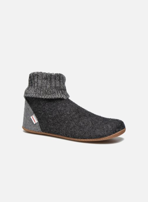 Chaussons Giesswein Wildpoldsried Gris vue détail/paire