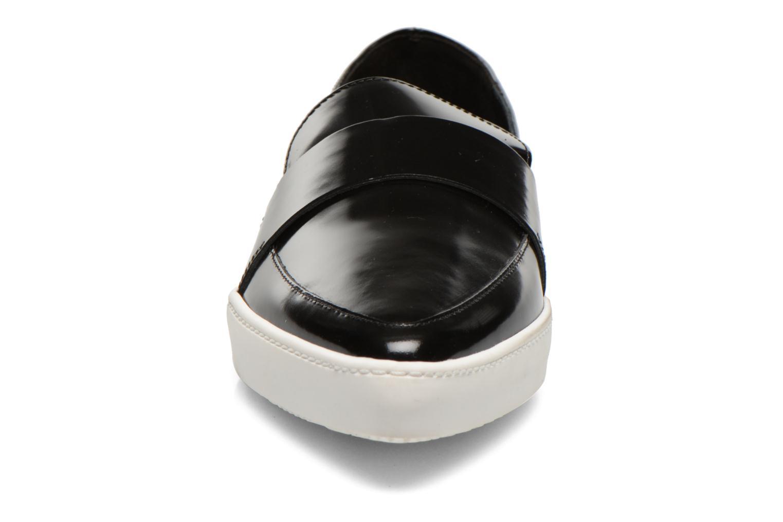 Mocassins Fabio Rusconi Marina Noir vue portées chaussures