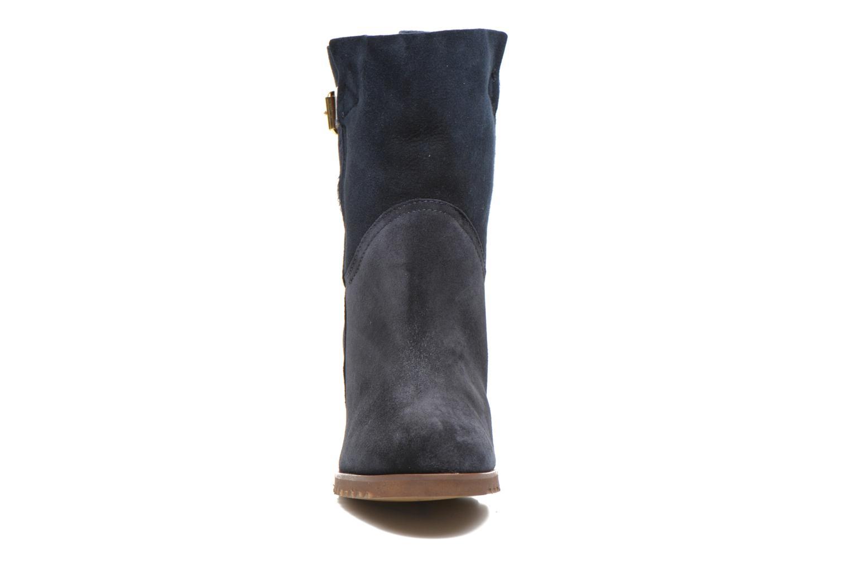 Bottines et boots Fabio Rusconi Maddie Bleu vue portées chaussures