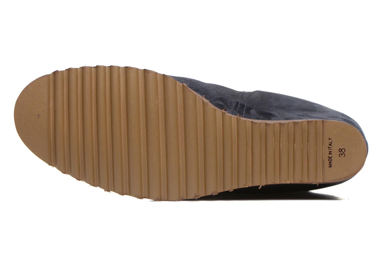 Bottines et boots Fabio Rusconi Maddie Bleu vue haut