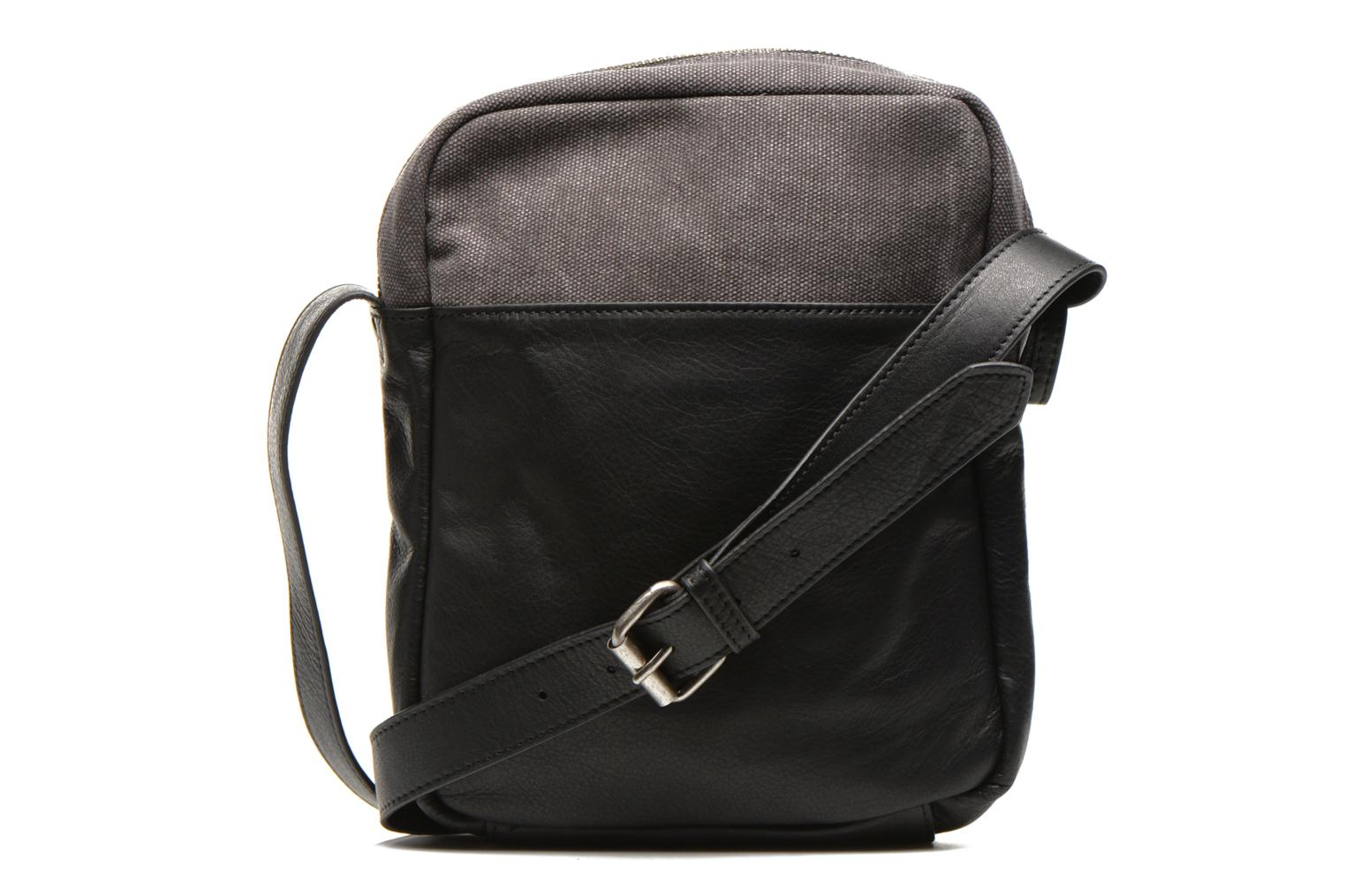 Men's bags Antonyme by Nat & Nin Matteo Grey front view