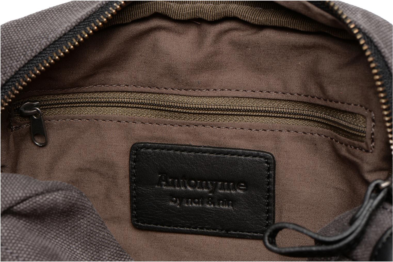 Herrentaschen Antonyme by Nat & Nin Matteo grau ansicht von hinten